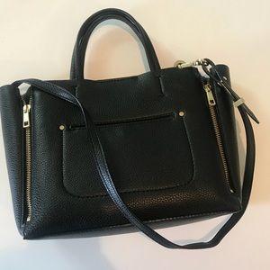 Black purse from Ann Taylor - still has tag!